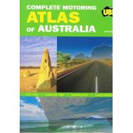 Complete Motoring Atlas of Australia 5th Edition