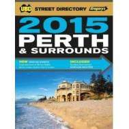 Perth and Surrounds 2015 Street Directory