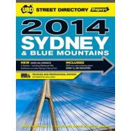 Sydney & Blue Mountains 2014 Street Directory