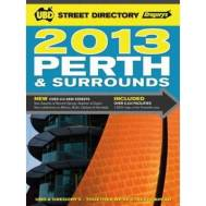 Perth and Surrounds 2013 Street Directory