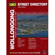 Wollongong Street Directory 20th Edition