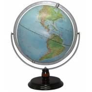 Heritage Blue Ocean Physical World Globe