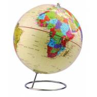 Desktop World Globe - Antique 20cm
