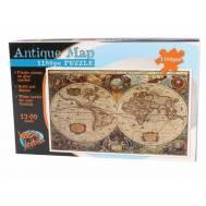 Antique Map Puzzle 1100pc