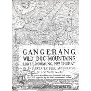 Miles Dunphy Sketch Map of Ganderang