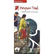Heysen Trail Map Sheet 2 - Kuitpo to Tanunda