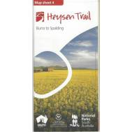 Heysen Trail Map Sheet 4 - Burra to Spalding