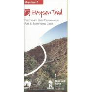 Heysen Trail Map Sheet 7 - Dutchmans to Mernmerna