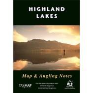 Highland Lakes Recreation Map
