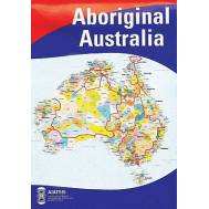 Aboriginal Australia Wall Map (Sml)