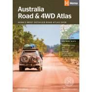 Australia Road and 4WD Atlas