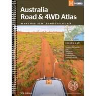 Australia Road + 4WD Atlas Spiral B4