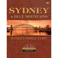Sydney & Blue Mountains 50th Anniversary edition