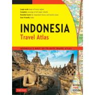 Tuttle Indonesia Travel Atlas
