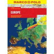 Marco Polo Europe Road Atlas