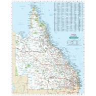 Queensland Reference Map