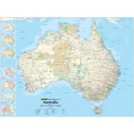 Australia Gregorys 1 Sheet 150