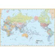 World Map 160 Large