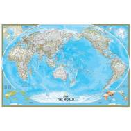 National Geographic World Map Classic