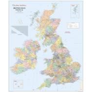 British Isles Political Medium