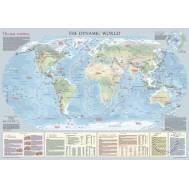 Dynamic World Map Large