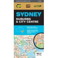 Sydney Suburbs & City Centre 218
