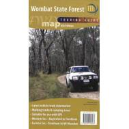 Wombat State Forest - 4WD Map