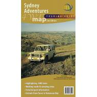 Sydney Adventures - 4WD Map
