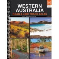 Western Australia Road & 4WD Atlas A4