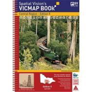 VicMap Books  Central Region