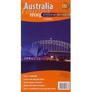 Australia  Touring Map