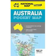 Australia Pocket Map 179