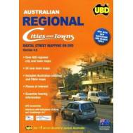 UBD Australian Regional Cities and Towns