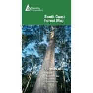 South Coast Forest Map