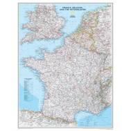 France, Belgium, Netherlands
