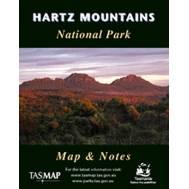 Hartz Mountains Day Walk Map