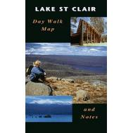 Lake St Clair Day Walk Map