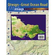 Otways-Great Ocean Road Info Map