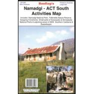 Namadgi ACT South Activities Map