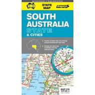 South Australia States & Cities 519