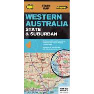 Western Australia  State and Suburban 670