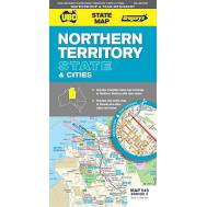 Northern Territory State & Cities 549