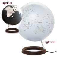 Full Circle Reflection World Globe