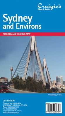 New Edition: Sydney and Environs 2nd Ed