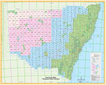 Topographic Maps Nsw Buy your nsw topographic maps from Spatial Services online from